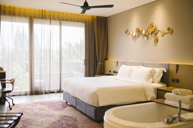 Inspiring Bedroom Curtains and Blinds Ideas for a fast Room Make-Over