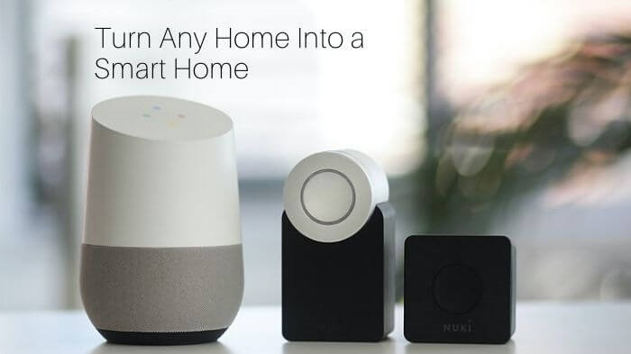 Turn Any Home into a Smart Home with These Helpful Gadgets