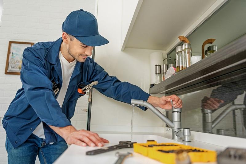 best leak repairs ryde
