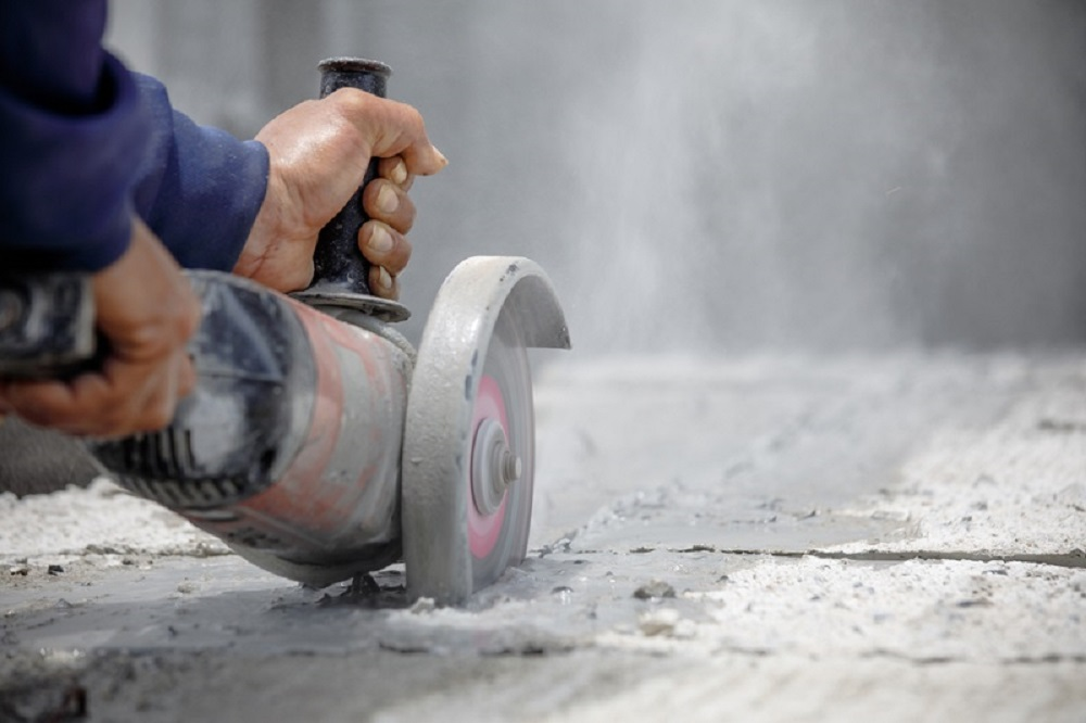 concrete sawing contractors