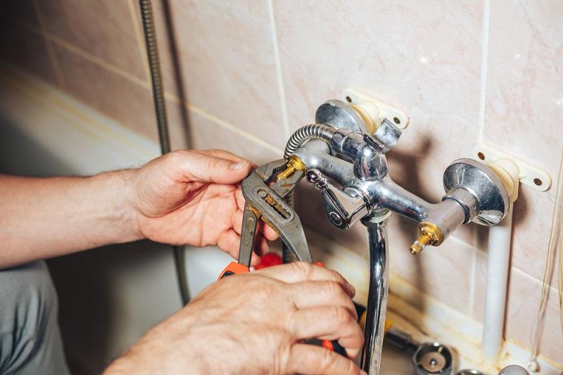 leak repairs service