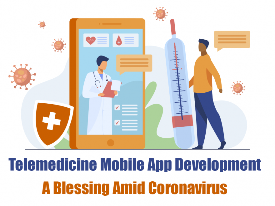 Telemedicine Mobile App Development A Blessing Amid Coronavirus