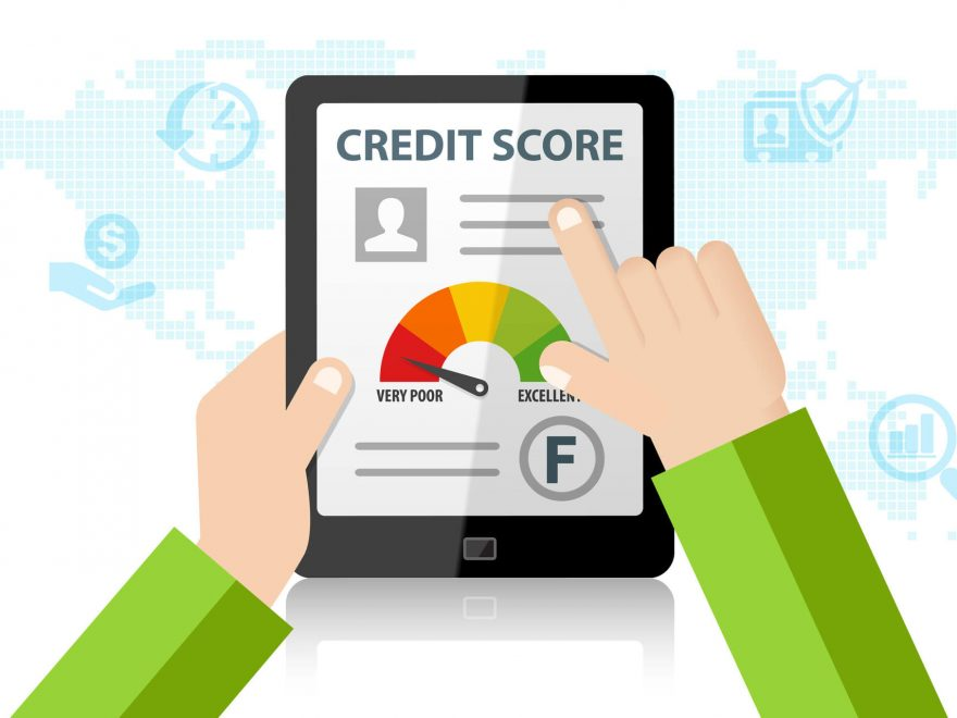 The disadvantages of having a bad credit score