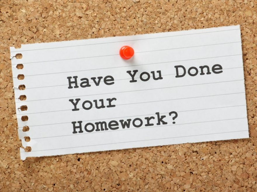 5 Reasons Why Students Should Have Less Homework
