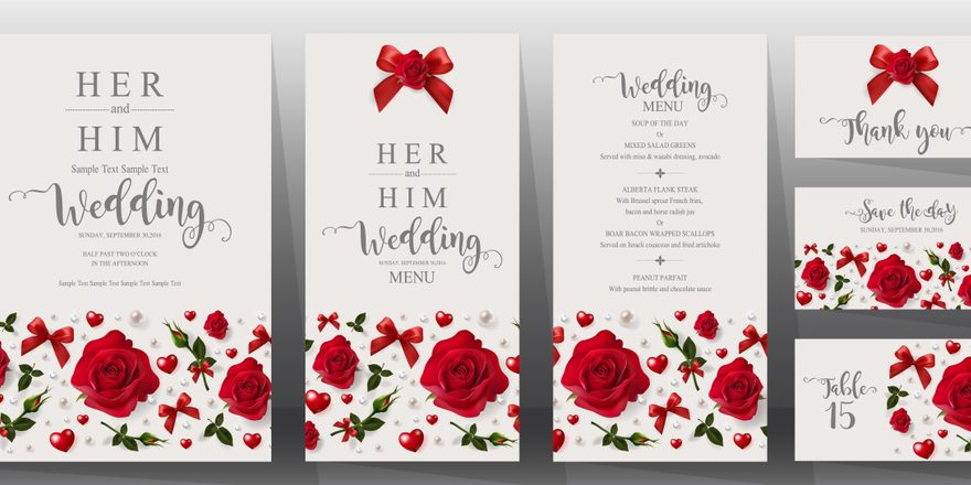 How To Design Custom Invitation Card For Wedding