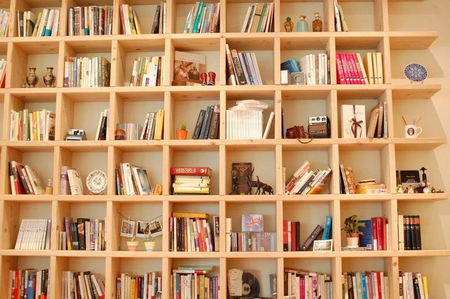 6 Things To Consider When Buying Bookcases