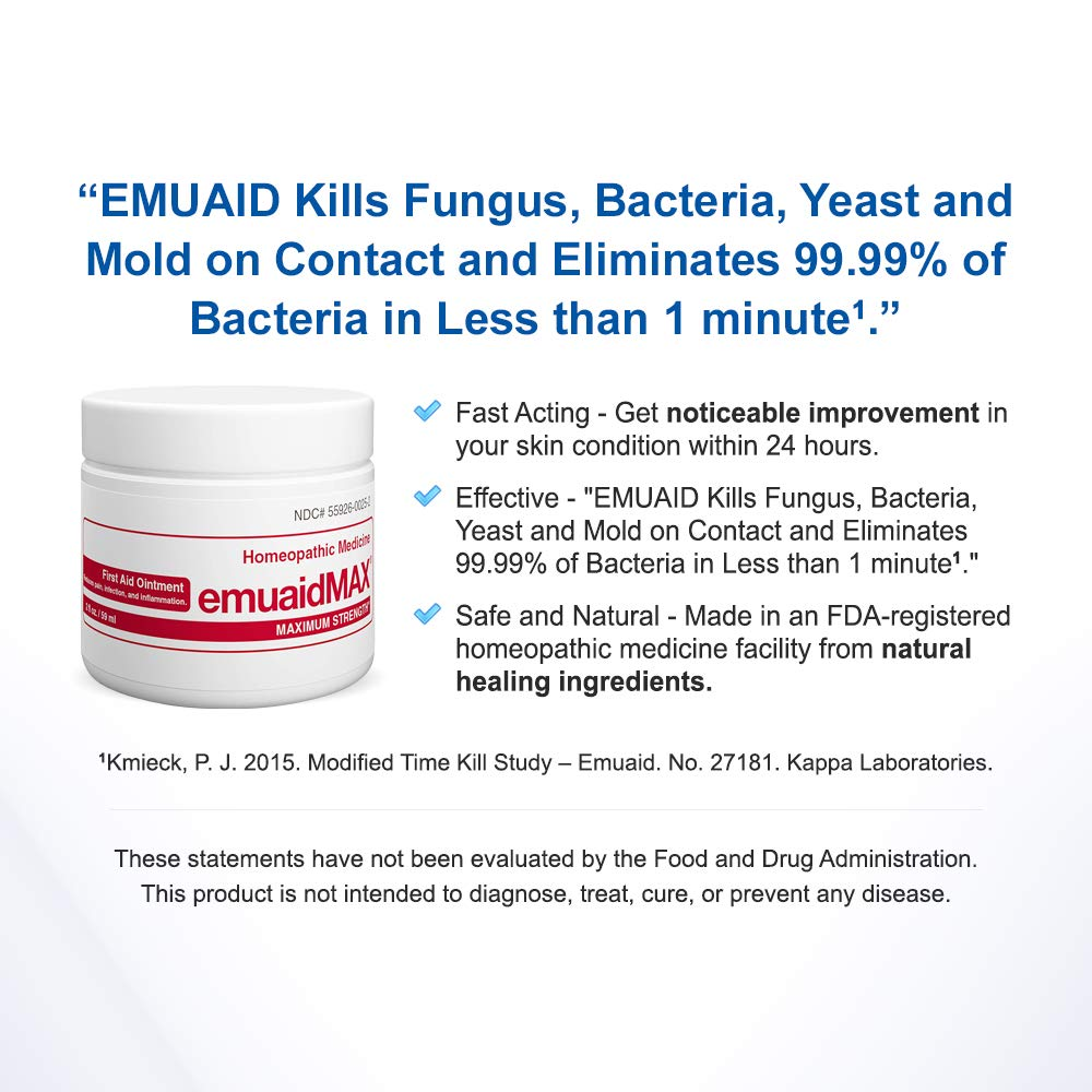About EMUAID Ointment