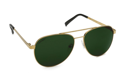 Green Aviators