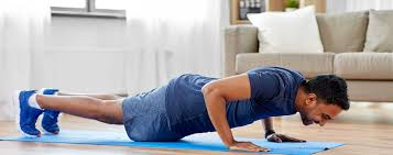 Prevent bad habits, depression, and addiction by daily exercise at home