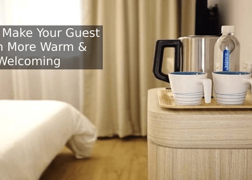 How to Make Your Guest Room More Warm & Welcoming