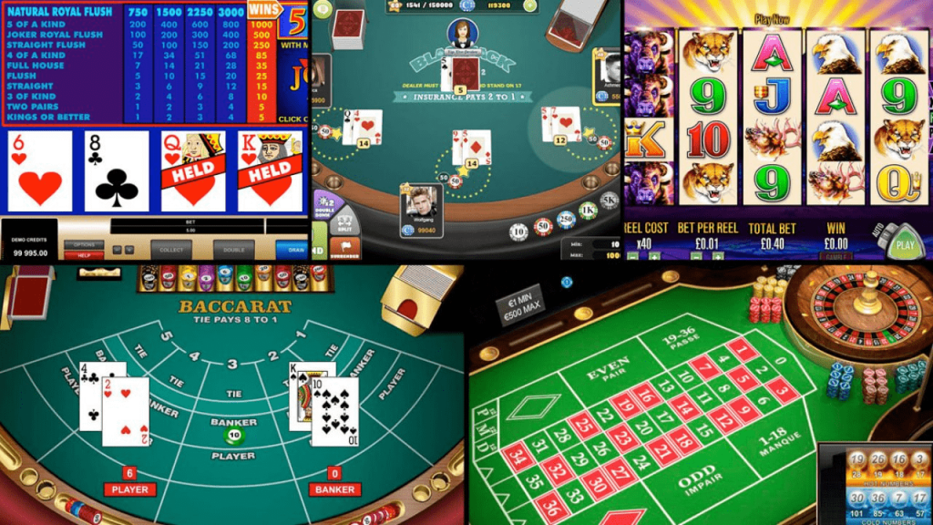 Important Features Offered by Online Casino Malaysia