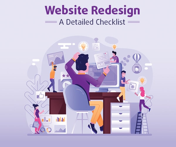 Website Redesign 12 Essential Things to Consider