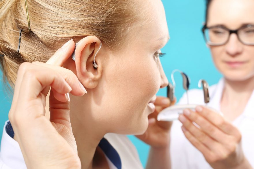 The Different Types of Hearing Aids