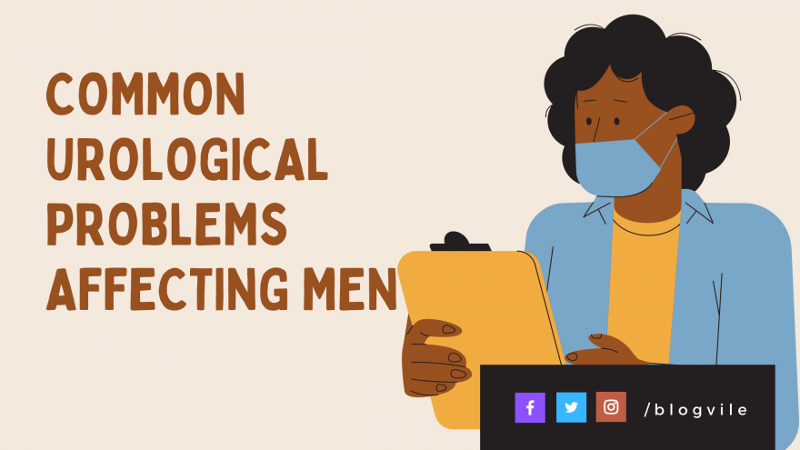 Common Urological Problems Affecting Men