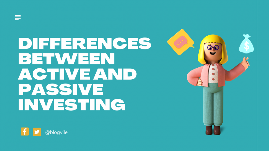 Differences Between Active and Passive Investing