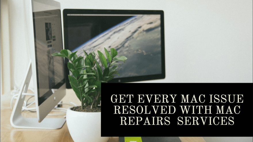 Every Mac Issue Resolved with Mac Repairs Services