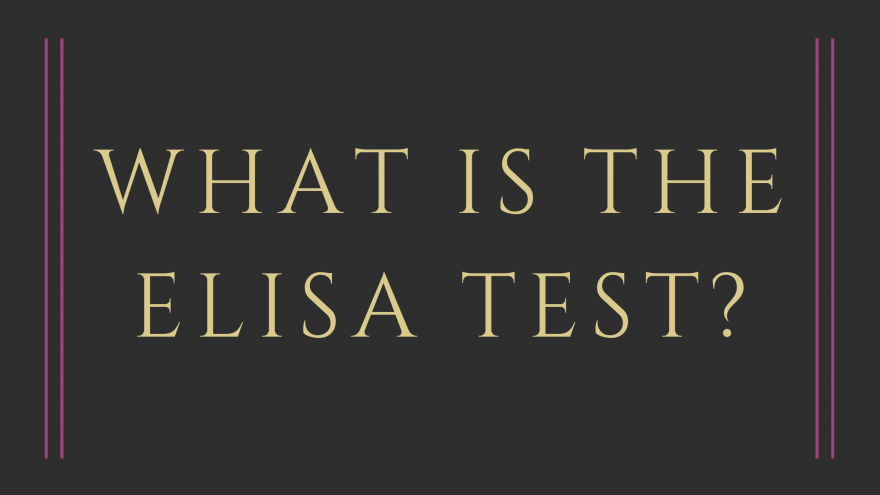 What is the Elisa Test