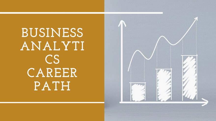 Business Analytics Career Path