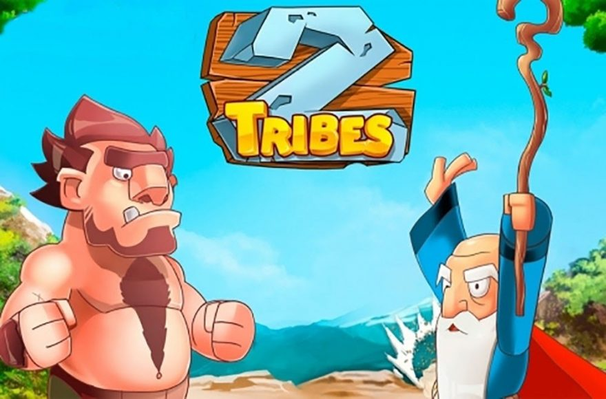 Two tribes go to war!