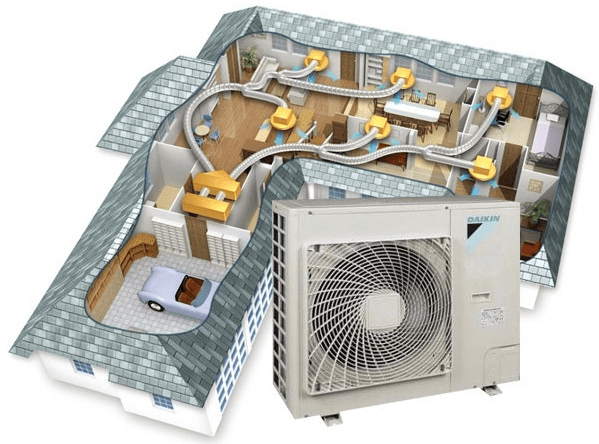 Why ducted air conditioning installation is popular in Melbourne