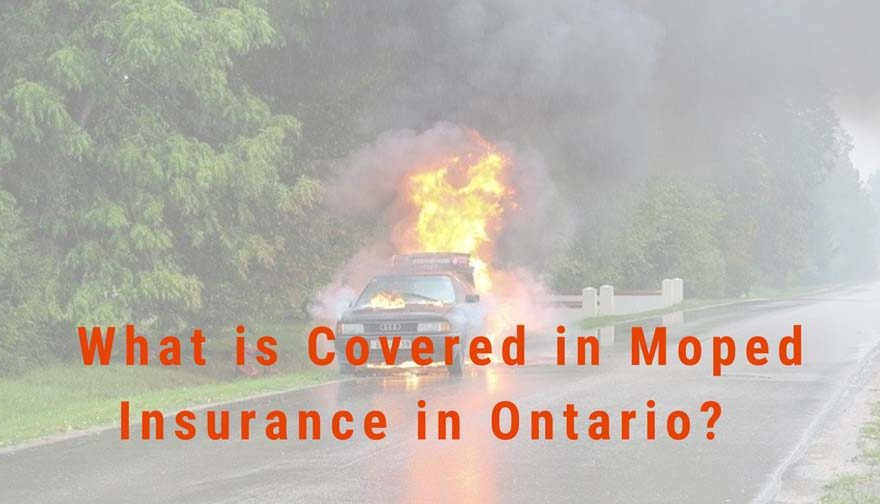 What is Covered in Moped Insurance in Ontario